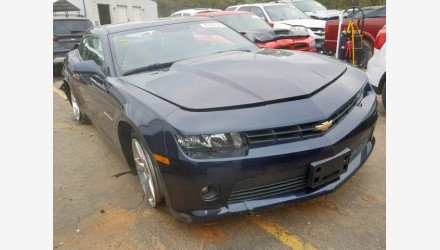 2015 Chevrolet Camaro LT Coupe for sale 101126316
