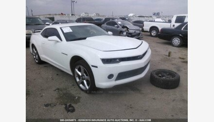 2015 Chevrolet Camaro LT Coupe for sale 101126443
