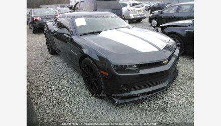 2015 Chevrolet Camaro LT Coupe for sale 101126445