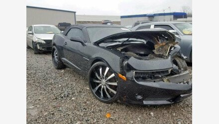2015 Chevrolet Camaro LT Convertible for sale 101127708