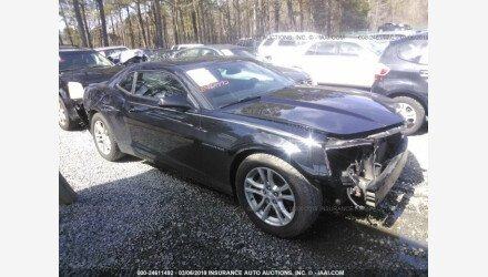 2015 Chevrolet Camaro LS Coupe for sale 101128359