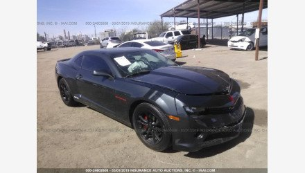 2015 Chevrolet Camaro LT Coupe for sale 101128361