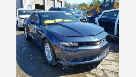 2015 Chevrolet Camaro LS Coupe for sale 101129097