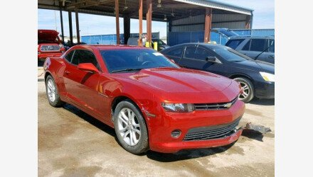 2015 Chevrolet Camaro LS Coupe for sale 101129101