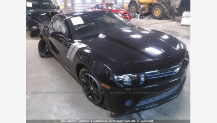 2015 Chevrolet Camaro LS Coupe for sale 101129265