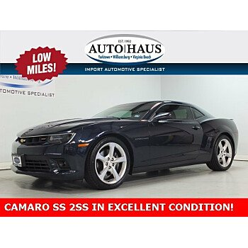 2015 Chevrolet Camaro SS Coupe for sale 101157119