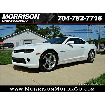 2015 Chevrolet Camaro LT Coupe for sale 101165373