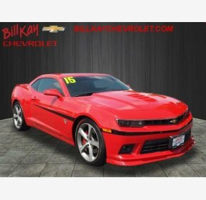 2015 Chevrolet Camaro SS Coupe for sale 101182354