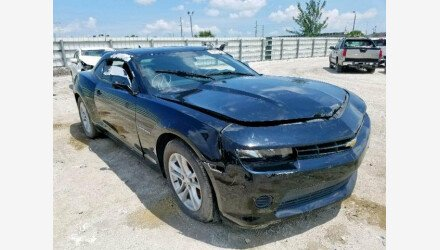 2015 Chevrolet Camaro LS Coupe for sale 101191942