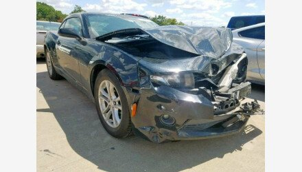 2015 Chevrolet Camaro LT Coupe for sale 101192314