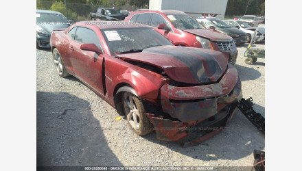 2015 Chevrolet Camaro LT Coupe for sale 101192365