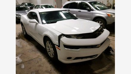 2015 Chevrolet Camaro LS Coupe for sale 101193132