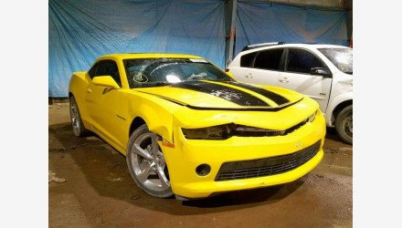 2015 Chevrolet Camaro LT Coupe for sale 101193546
