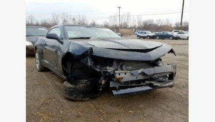 2015 Chevrolet Camaro LT Coupe for sale 101194293