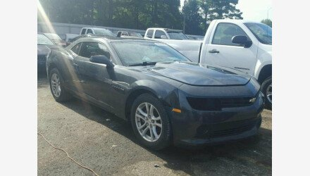 2015 Chevrolet Camaro LS Coupe for sale 101194368