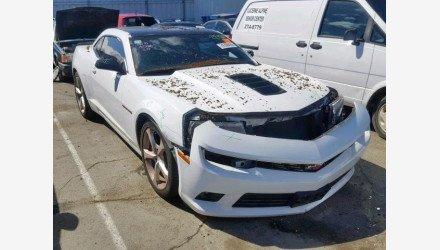 2015 Chevrolet Camaro SS Coupe for sale 101194386