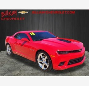 2015 Chevrolet Camaro SS Coupe for sale 101201996