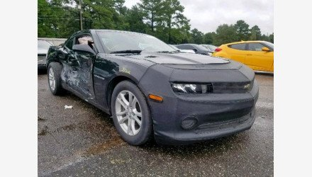 2015 Chevrolet Camaro LS Coupe for sale 101206719