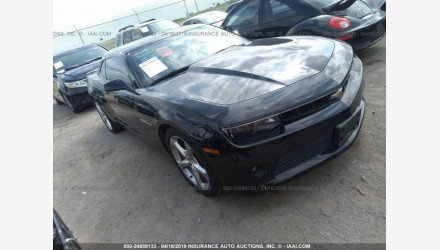 2015 Chevrolet Camaro LT Coupe for sale 101207484
