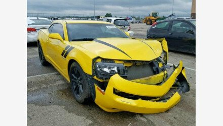 2015 Chevrolet Camaro LT Coupe for sale 101208283
