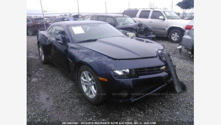 2015 Chevrolet Camaro LS Coupe for sale 101209172