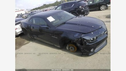 2015 Chevrolet Camaro LS Coupe for sale 101209181