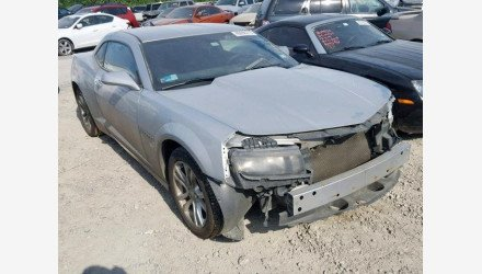 2015 Chevrolet Camaro LS Coupe for sale 101210399