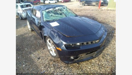 2015 Chevrolet Camaro LT Coupe for sale 101212627