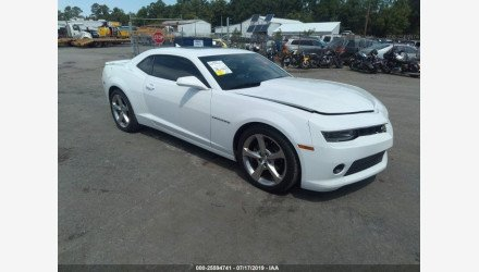 2015 Chevrolet Camaro LT Coupe for sale 101217519
