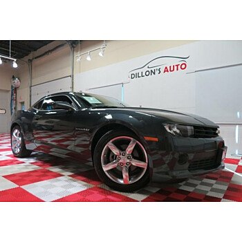2015 Chevrolet Camaro LT Coupe for sale 101218339