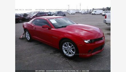 2015 Chevrolet Camaro LS Coupe for sale 101218740