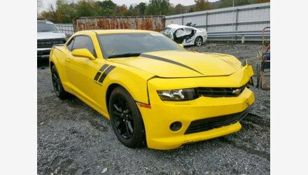 2015 Chevrolet Camaro LT Coupe for sale 101222106