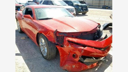 2015 Chevrolet Camaro LT Coupe for sale 101222653