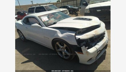2015 Chevrolet Camaro SS Coupe for sale 101223248