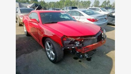 2015 Chevrolet Camaro LT Coupe for sale 101223836