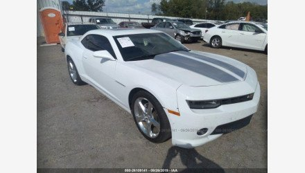 2015 Chevrolet Camaro LT Coupe for sale 101223916