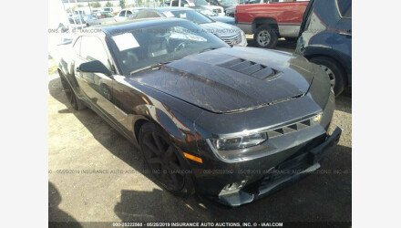 2015 Chevrolet Camaro SS Coupe for sale 101223932