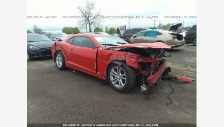 2015 Chevrolet Camaro LS Coupe for sale 101224491