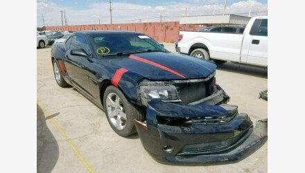 2015 Chevrolet Camaro LT Coupe for sale 101225795