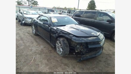 2015 Chevrolet Camaro LS Coupe for sale 101226089