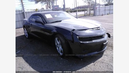2015 Chevrolet Camaro LT Coupe for sale 101231407