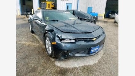 2015 Chevrolet Camaro LS Coupe for sale 101232604