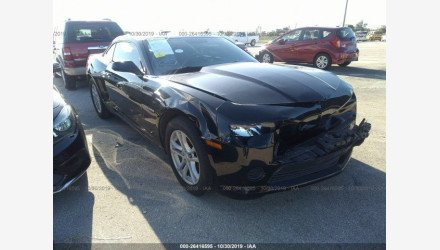 2015 Chevrolet Camaro LS Coupe for sale 101232657