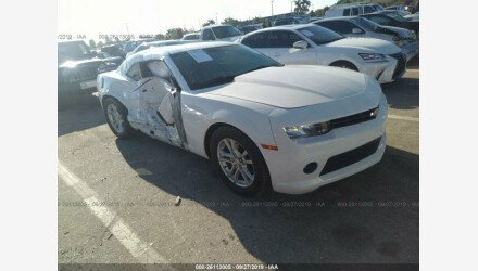 2015 Chevrolet Camaro LS Coupe for sale 101234789