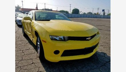 2015 Chevrolet Camaro LS Coupe for sale 101236381