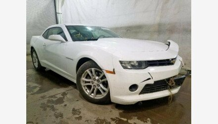 2015 Chevrolet Camaro LT Coupe for sale 101236977