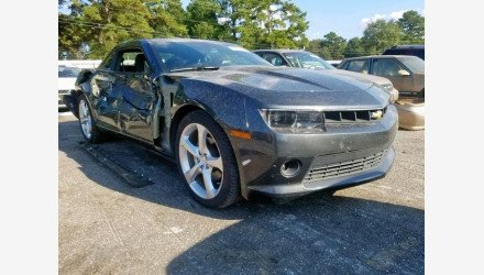 2015 Chevrolet Camaro LT Coupe for sale 101237453