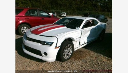 2015 Chevrolet Camaro LS Coupe for sale 101240083