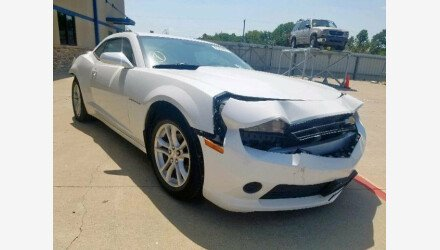 2015 Chevrolet Camaro LS Coupe for sale 101240957