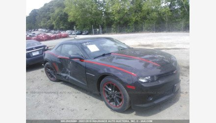 2015 Chevrolet Camaro LT Coupe for sale 101241240